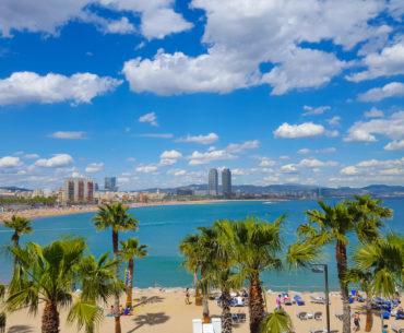 Barcelona Beach Hotel W