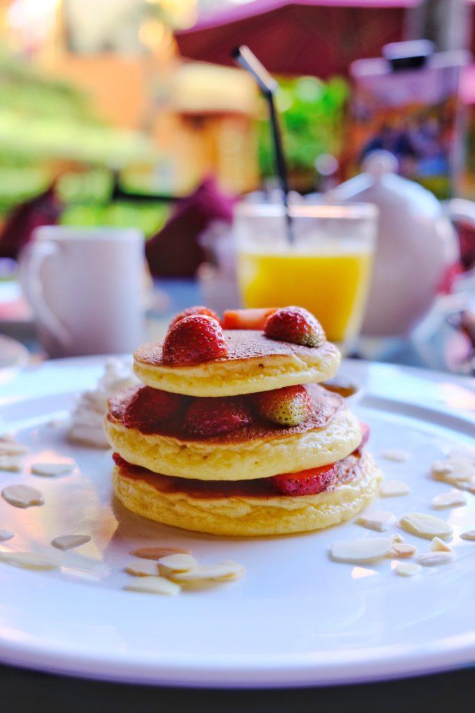 Breakfast Prana Spa